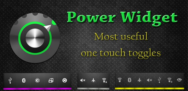 Power Widget